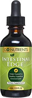 Sponsored Ad - Intestinal Edge - Intestinal Support & Cleanse for Humans with Black Walnut Extract, Wormwood and etc - 2 oz