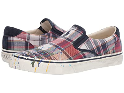 Polo Ralph Lauren Thompson III (Multi Washed Madras) Men