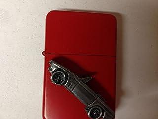 Reliant SS1 ref200 3D flip top benzine aansteker winddicht RED navulbaar