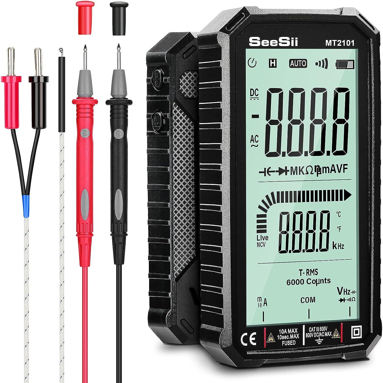 SeeSii Digital Multimeter