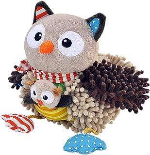 Wee Believers Lil' Prayer Buddy Olivia The Owl Singing Plush Animal
