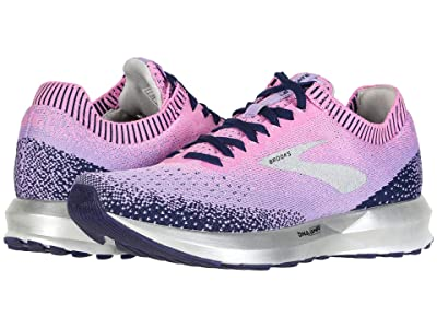 Brooks Levitate 2 (Lilac/Purple/Navy) Women