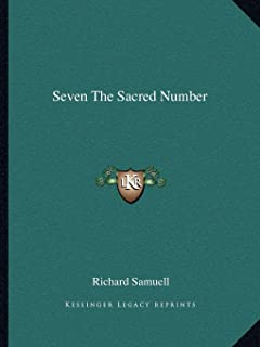 Seven the Sacred Number