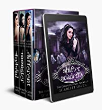 Shifter Academy Series: Book 1-3: Completed Set