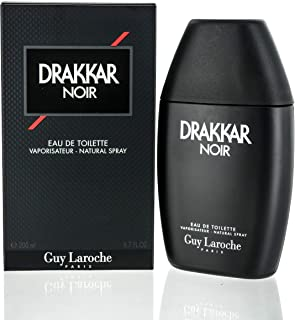 GUY LAROCHE Drakkar Noir Edt Spray 6.8 OZ