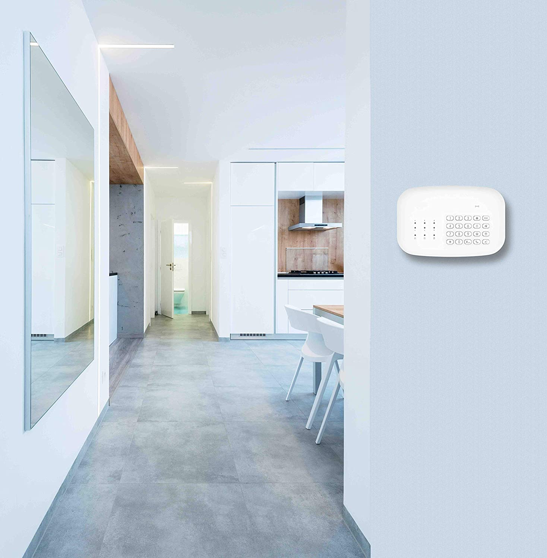 SA601 DAEWOO Alarmsystem WiFi//GSM