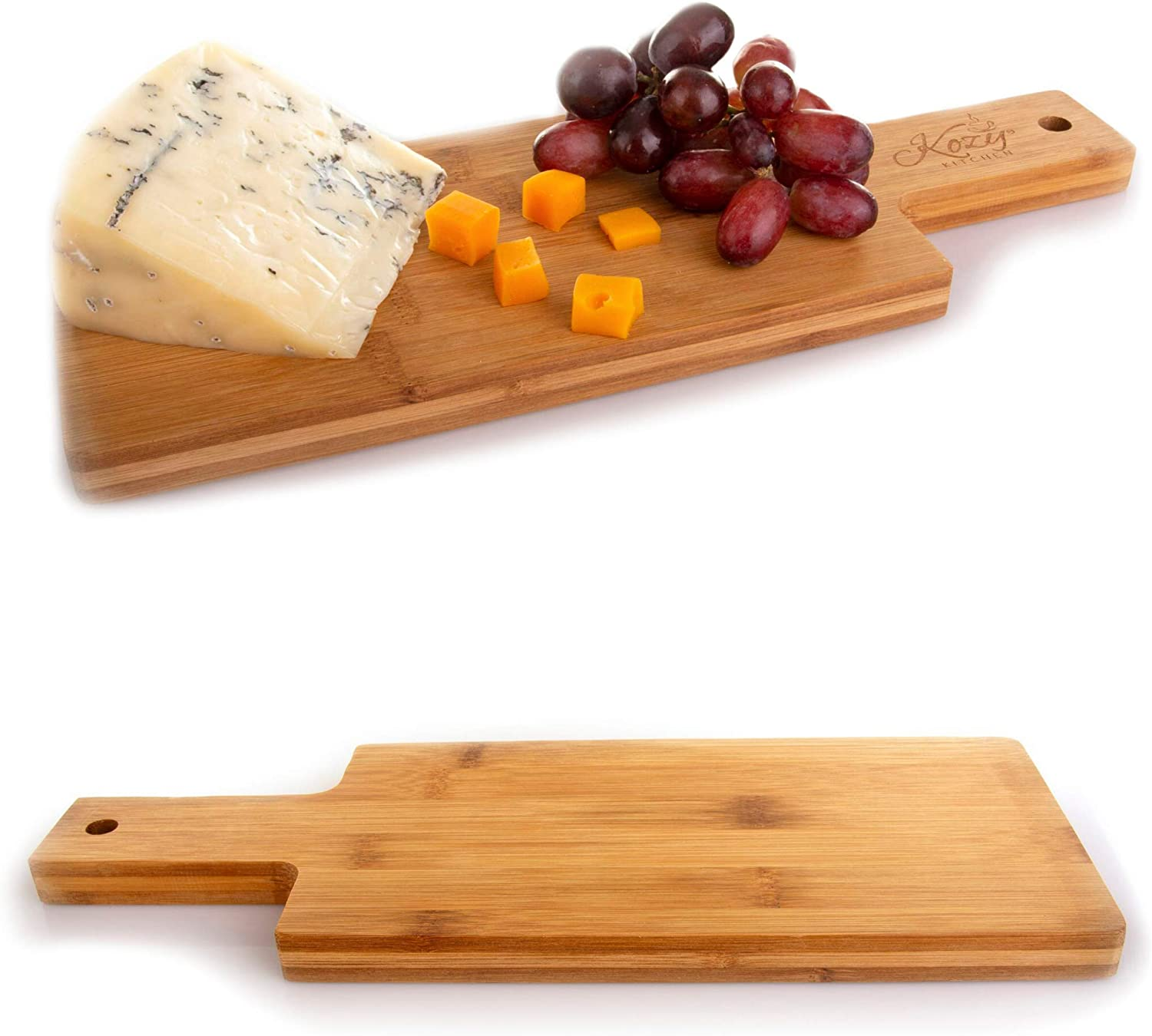 Organic Bamboo Cheese Special Campaign Board- Servi Wooden Premium Max 61% OFF Cutting