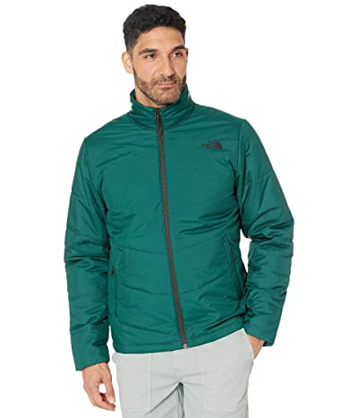 The North Face Junction Insulated Jacket (Ponderosa Green) Men