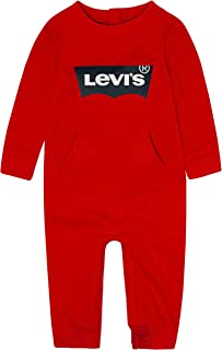 Baby Boys Long Sleeve Coverall