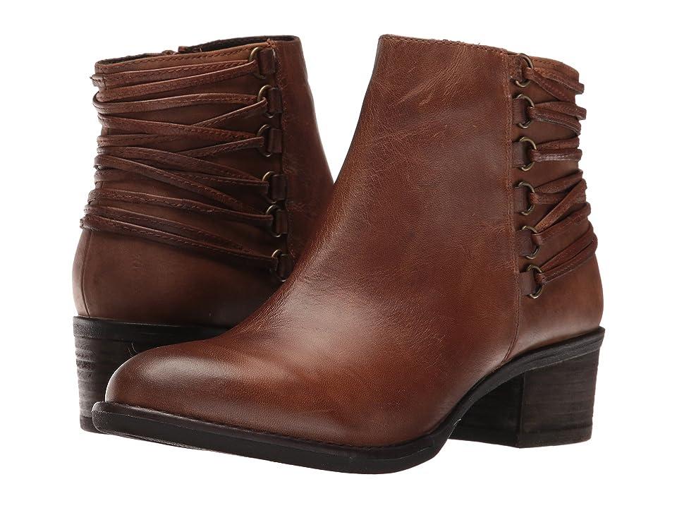 2ab0fe43c89 Steve Madden Caldor (Cognac Leather) Women s Boots