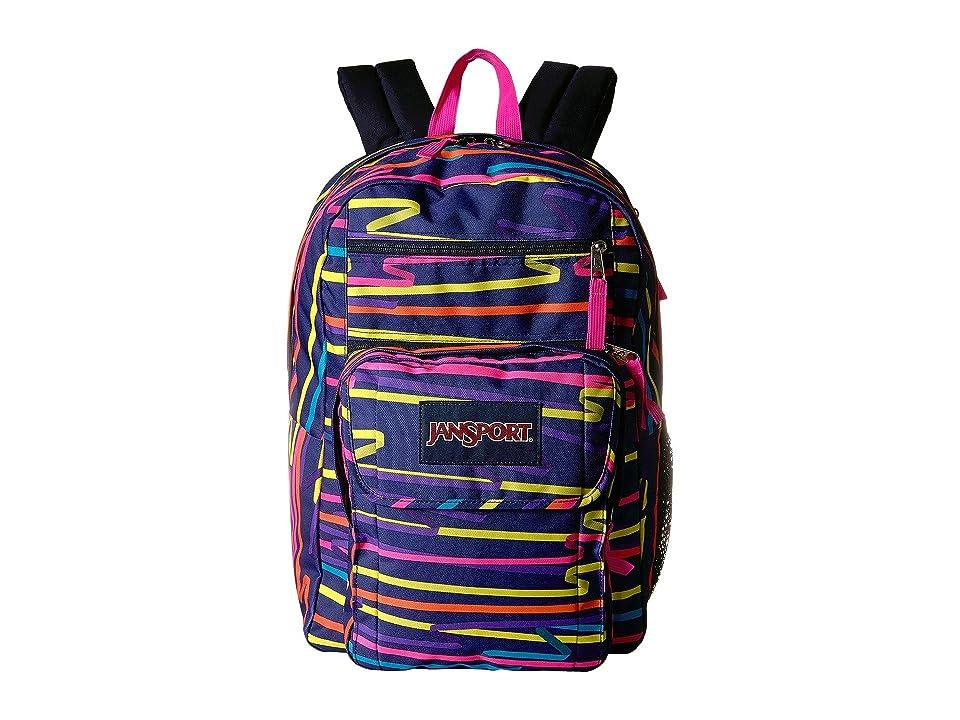 JanSport Digital Student (Ribbons) Backpack Bags