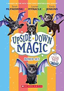 Upside-Down Magic Box Set (Books 1-5)