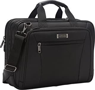 Kenneth Cole Reaction ProTec Top Zip Slim Multi-Pocket TSA Checkpoint Friendly 16