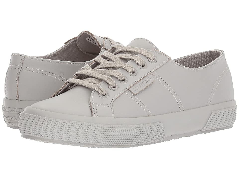 Superga 2750 FGLU Sneaker (Total Light Grey) Women