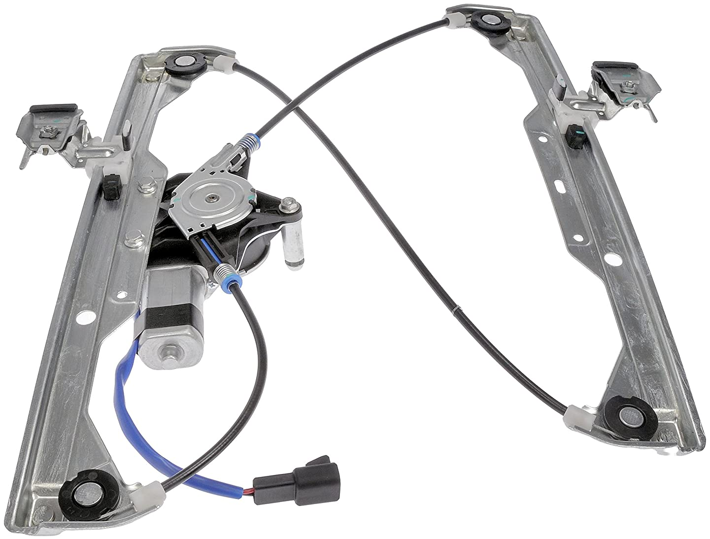 Dorman 741-438 Front Driver Side Replacement Power Window Regulator with Motor for Chevrolet HHR
