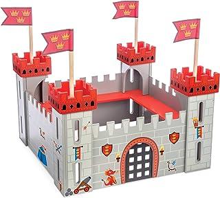 Le Toy Van - Mi Primer Castillo de Juguete, Color Rojo