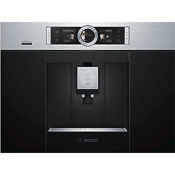 Bosch CTL636ES6 - Cafetera (Integrado, Máquina espresso, 2,4 L ...