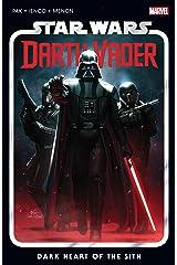 Star Wars: Darth Vader by Greg Pak Vol. 1: Dark Heart Of The Sith (Star Wars: Darth Vader (2020-)) Kindle Edition