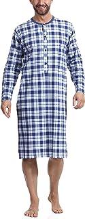 Timone Chemise de Nuit Pyjama V/êtement dInt/érieur Homme TIDR5002