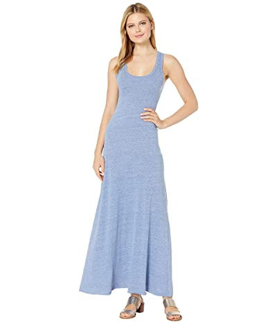 Alternative Racerback Maxi Dress (Eco Pacific Blue) Women