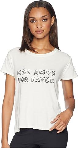 Mas Amor Classic Tee