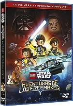 Lego Star Wars: Las Aventuras De Los Freemakers [DVD]