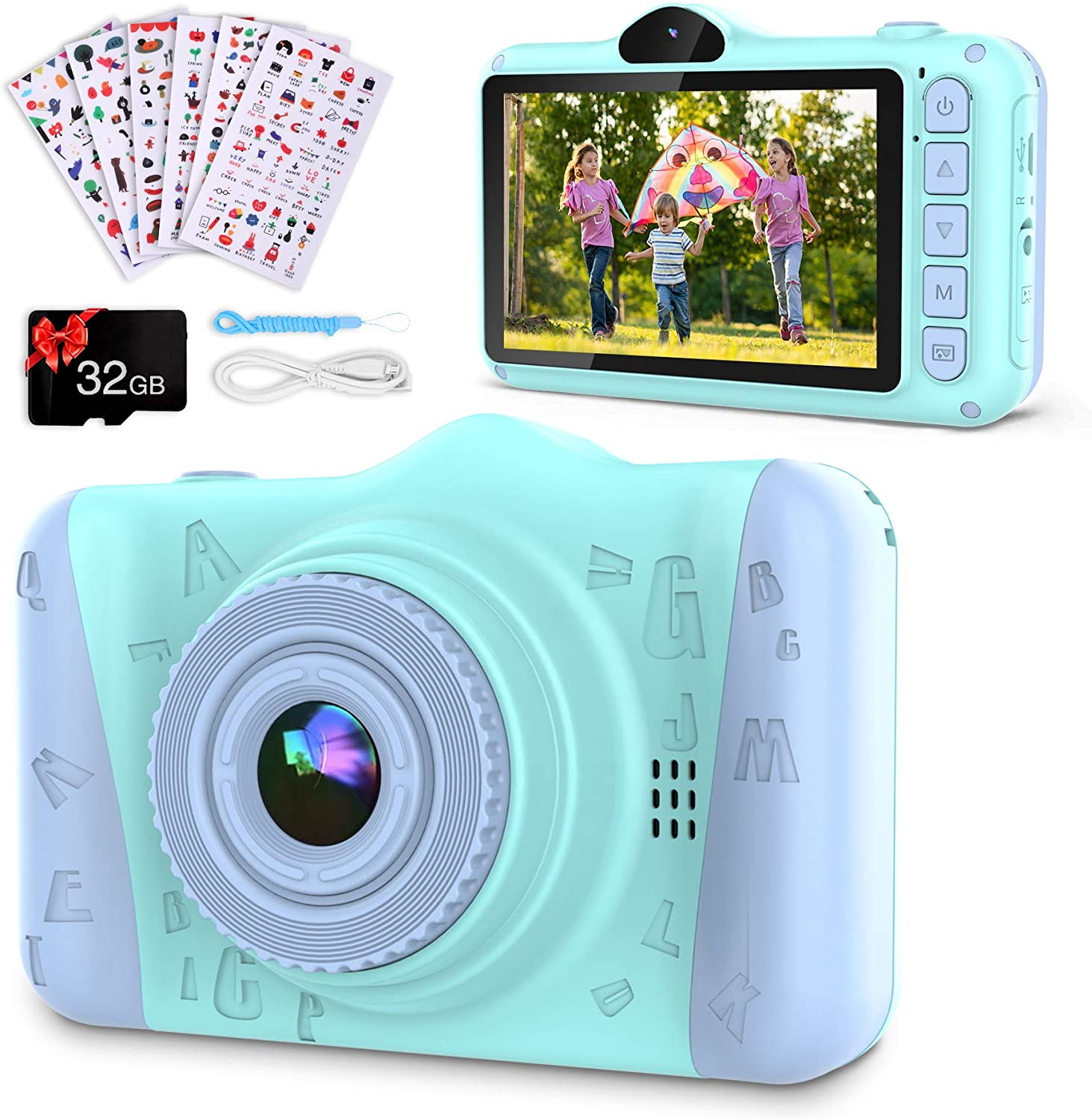 Coolwill Ranking TOP11 Max 79% OFF Kids Camera for 3-12 Year Boys 1080P Old 12 MP Girls