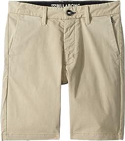 New Order X Overdye Shorts (Big Kids)