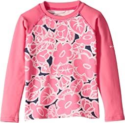 Wild Geranium Indigo Floral/Haute Pink