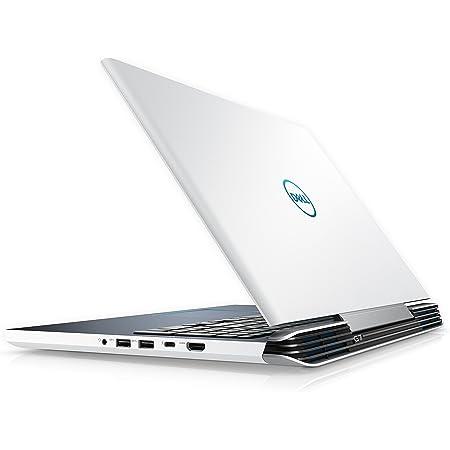 Dell ゲーミングノートパソコン G7 15 7588 Core i7 ホワイト GTX1060/Windows10/15.6FHD/16GB/256GB SSD+1TB HDD/19Q13W