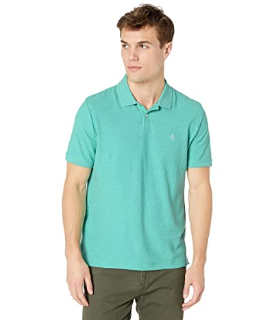 Original Penguin Daddy Polo (Bright Aqua) Men