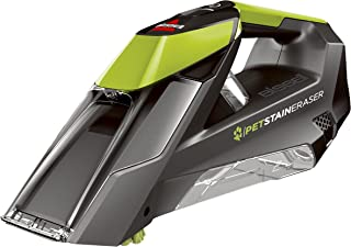 BISSELL Pet Stain Eraser 2003T Cordless Portable Carpet Cleaner, (Green)