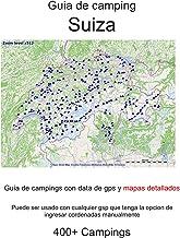 Guia de campings en SUIZA (con data de gps y mapas detallados) eBook: m lab: Amazon.es: Tienda Kindle