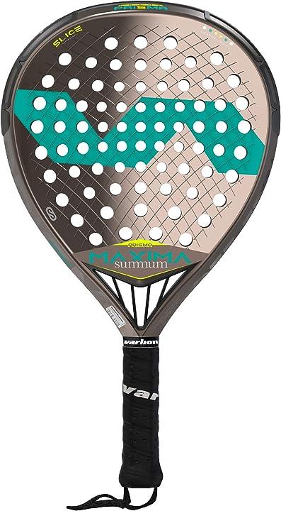 Racchetta da paddle da tennis, peso 350-360 g varlion maxima summum prisma s RACPAC2001010