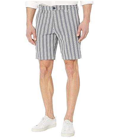 Dockers Supreme Flex Ultimate Shorts (Pembroke Navy Stripe) Men