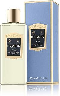 حمام و ژل دوش مرطوب کننده Floris London No.89، 8.4 Fl Oz
