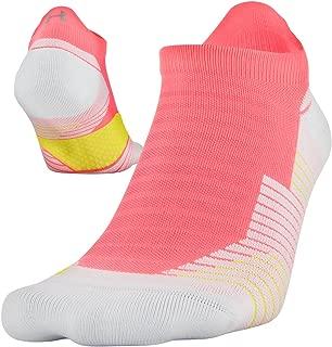 Under Armour Adult Run Cushion No Show Socks With Tab, 1 Pair