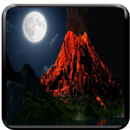 Volcano Eruption Live