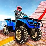 Snow ATV Mountain Quad Bike Stunts Racing Games 2020