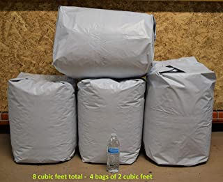 Bean Products Bean Bag Filling 8 Cubic ft. 226 liters Virgin Recycled New Eco Friendly Polystyrene EPS Bead beanbag Refill Made in USA