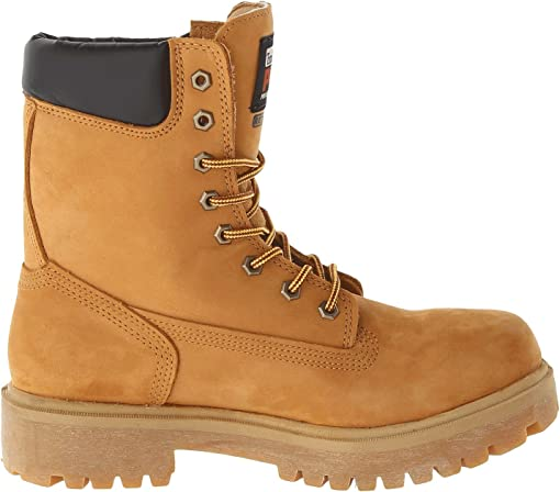Wheat Nubuck Leather