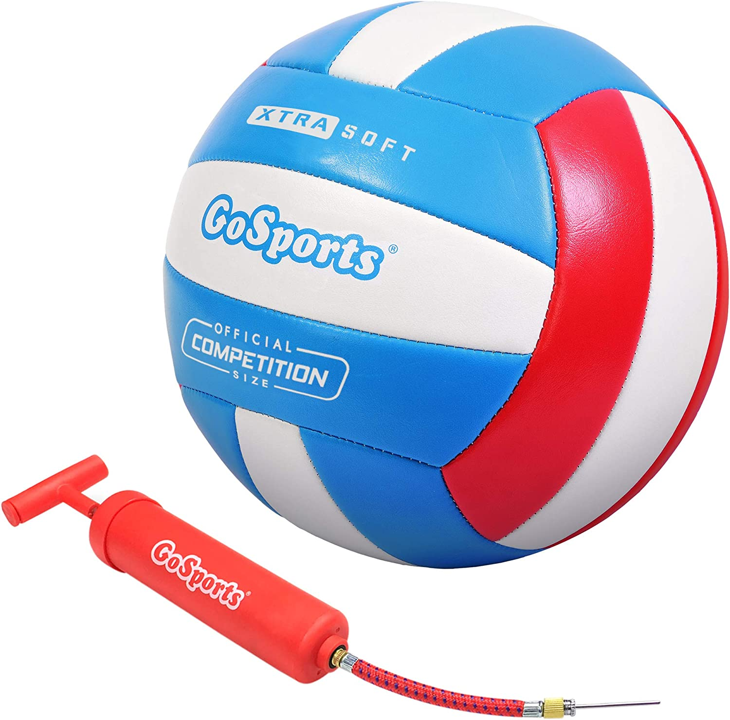 GoSports Soft Bombing new work Touch At the price of surprise Recreational Volleyball Regulation fo - Size