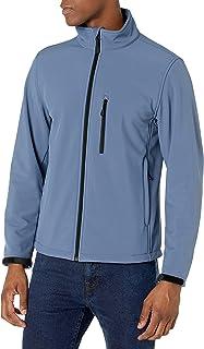 Amazon Essentials Water-Resistant Softshell Jacket Uomo