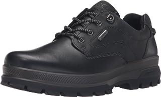 ECCO 爱步 男式 Rugged Track Gore-TEX Moc 系带徒步鞋