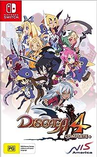Disgaea 4 Complete+ (Nintendo Switch)
