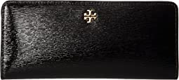 Tory Burch - Robinson Patent Slim Wallet
