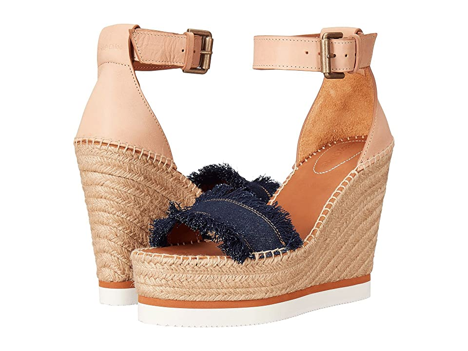 See by Chloe SB28152 (Navy/Beige) Women