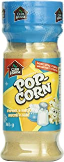 Club House, Quality Natural Herbs & Spices, Popcorn Seasoning, Sweet&Salty, 165g