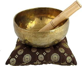 Tibetan Singing Bowls Musical Instruments Brass Buddhist Meditation Music