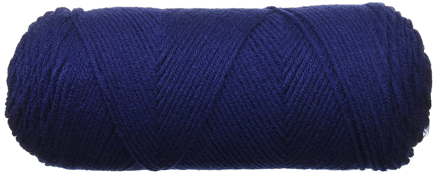 Red Heart CNCE300.387 C&C Super Saver 4 Ply Soft Navy, 7 oz,